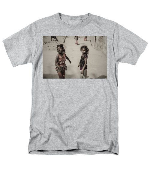 In Omkareshwar Men's T-Shirt  (Regular Fit) by Valerie Rosen