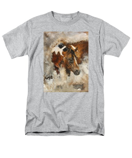 In Stores Only Men's T-Shirt  (Regular Fit) by Barbie Batson