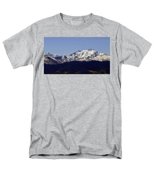 Ivy League Tower  Men's T-Shirt  (Regular Fit) by Jeremy Rhoades