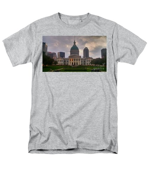 Jefferson Memorial Bldg Men's T-Shirt  (Regular Fit)