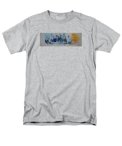 Just Another Day In New York City Men's T-Shirt  (Regular Fit)