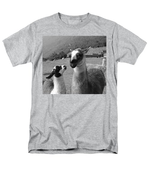 Kiss Men's T-Shirt  (Regular Fit) by Lana Enderle