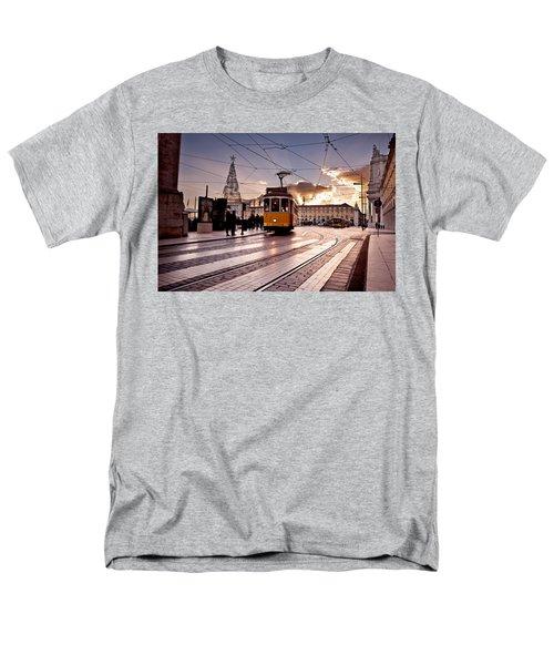 Lisbon Light Men's T-Shirt  (Regular Fit) by Jorge Maia