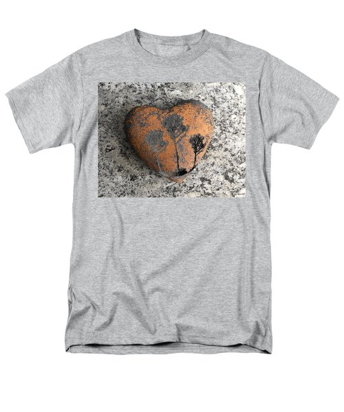 Men's T-Shirt  (Regular Fit) featuring the photograph Lost Heart by Juergen Weiss