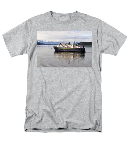 Men's T-Shirt  (Regular Fit) featuring the photograph M/v Leconte by Cathy Mahnke