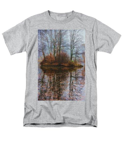Magic Reflection Men's T-Shirt  (Regular Fit) by Mariola Bitner