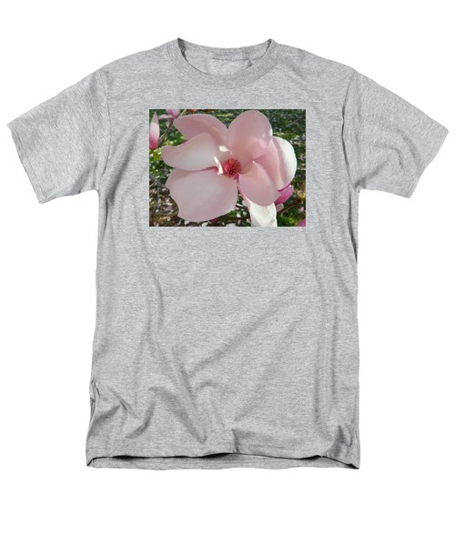 Magnolia Surprise Men's T-Shirt  (Regular Fit) by Emmy Marie Vickers