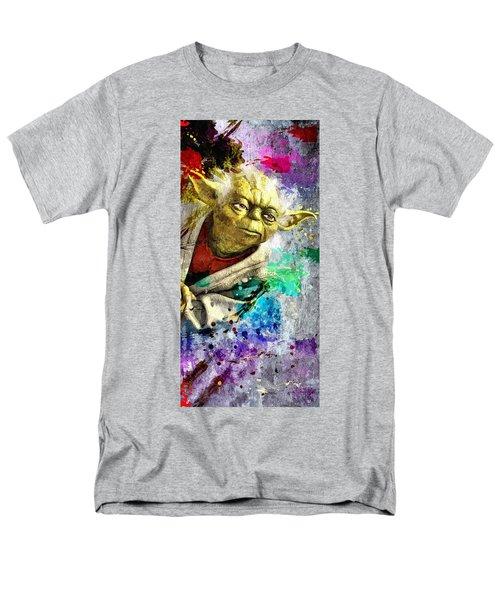 Master Yoda Men's T-Shirt  (Regular Fit) by Daniel Janda