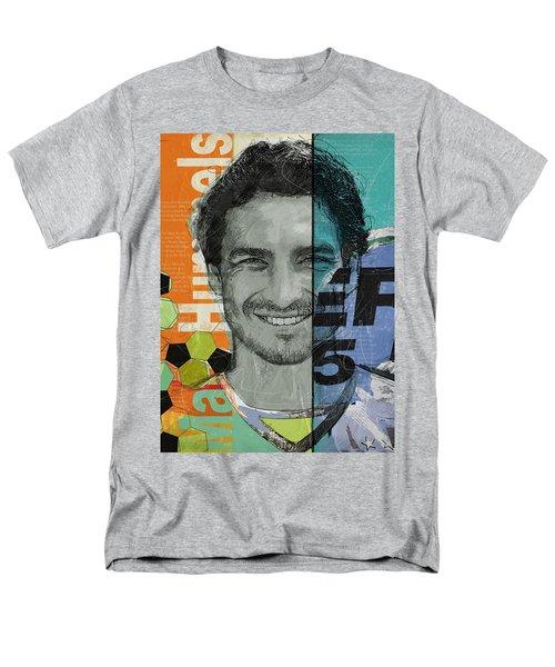 Mats Hummels - B Men's T-Shirt  (Regular Fit) by Corporate Art Task Force
