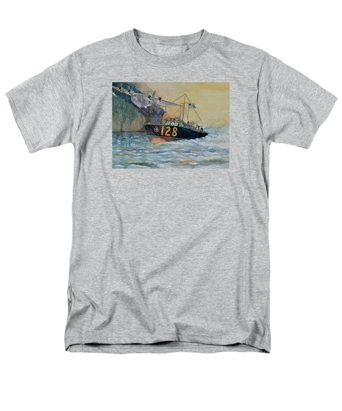 Mayday Mayday Men's T-Shirt  (Regular Fit) by Ray Agius