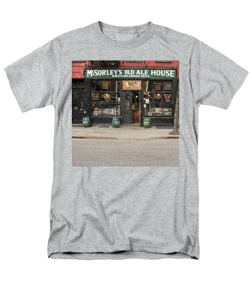 Mcsorley's Old Ale House Men's T-Shirt  (Regular Fit) by Doc Braham
