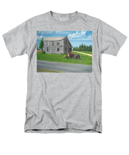 Memories... Men's T-Shirt  (Regular Fit) by Norm Starks
