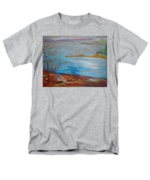 Misty Surry Men's T-Shirt  (Regular Fit) by Francine Frank