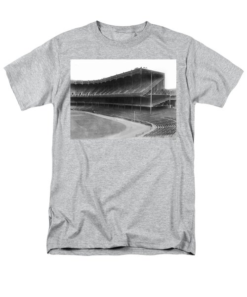 New Yankee Stadium Men's T-Shirt  (Regular Fit) by Underwood Archives