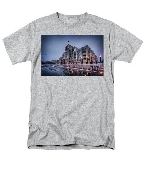 Niagara Mohawk Syracuse Men's T-Shirt  (Regular Fit) by Everet Regal