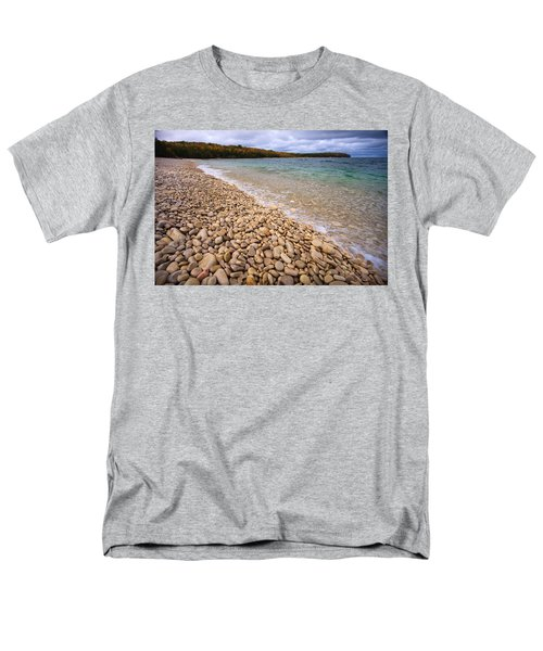 Northern Shores Men's T-Shirt  (Regular Fit) by Adam Romanowicz