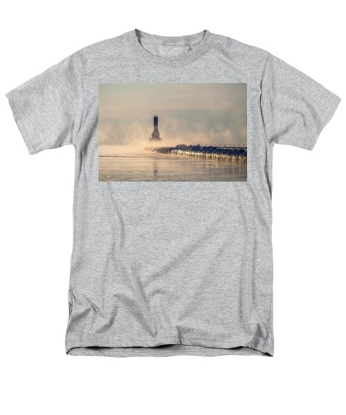 Old Faithful Men's T-Shirt  (Regular Fit) by James  Meyer