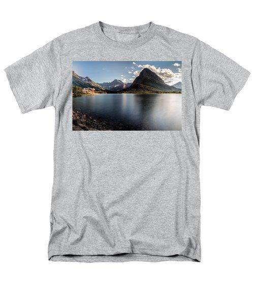 On The Edge Men's T-Shirt  (Regular Fit)