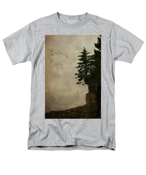 On The Edge Men's T-Shirt  (Regular Fit) by Marilyn Wilson