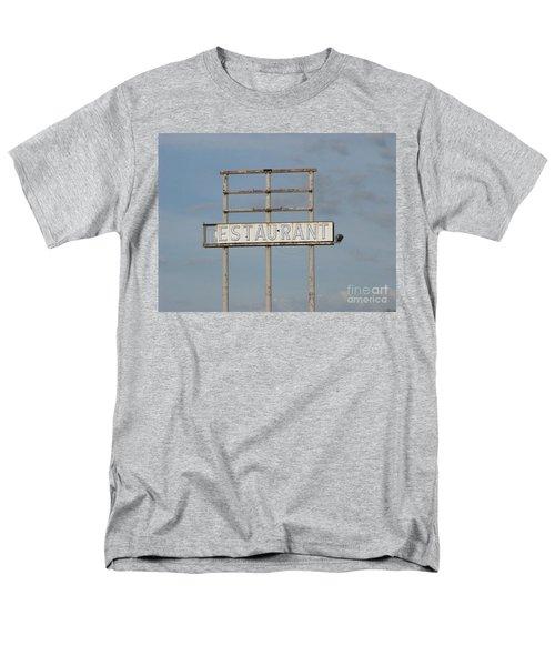 Men's T-Shirt  (Regular Fit) featuring the photograph Open 24 Hours by Michael Krek