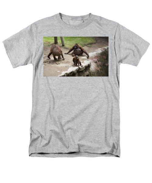 Out Of Reach Men's T-Shirt  (Regular Fit) by Lynn Palmer