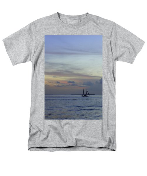 Men's T-Shirt  (Regular Fit) featuring the photograph Pastel Sky by Laurie Perry