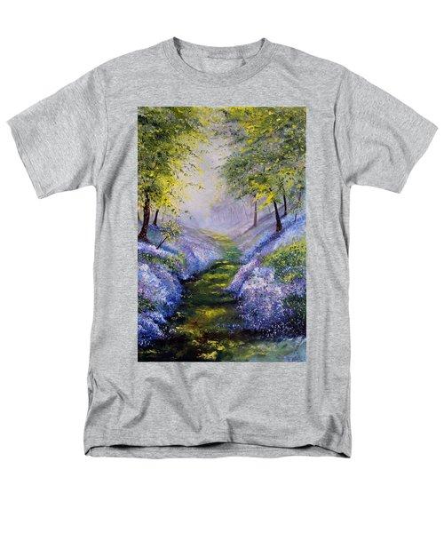 Pavilioned In Splendor Men's T-Shirt  (Regular Fit) by Meaghan Troup