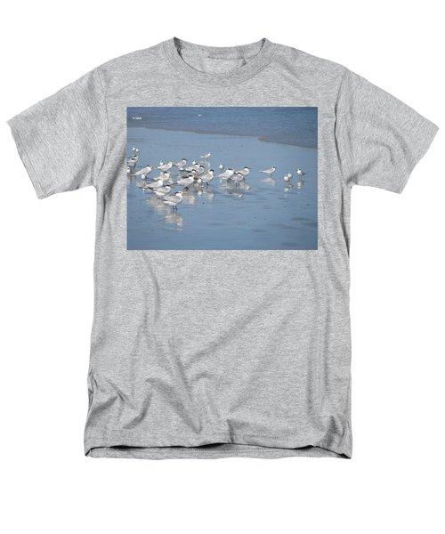 Pay Attention Men's T-Shirt  (Regular Fit) by Ellen Meakin