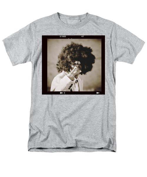 Men's T-Shirt  (Regular Fit) featuring the photograph Peaceman by Alice Gipson