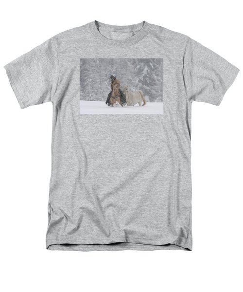 Persevere Through All Men's T-Shirt  (Regular Fit) by Diane Bohna
