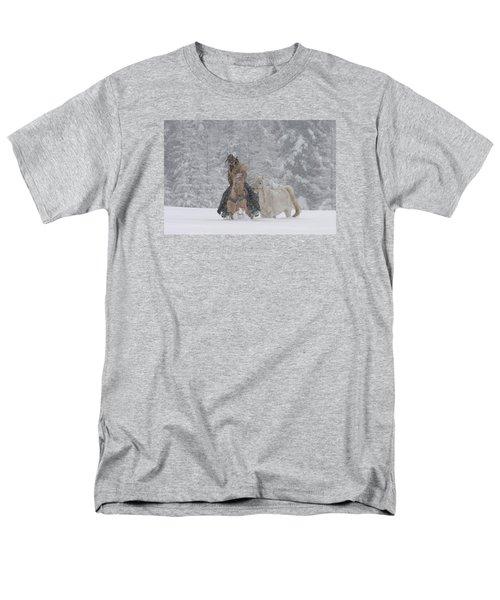 Persevere Through All Men's T-Shirt  (Regular Fit)