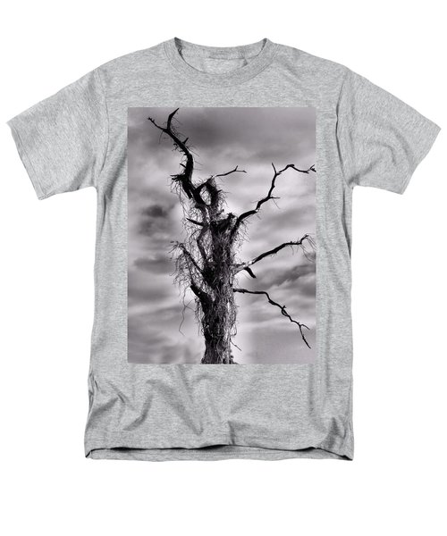 Petrified Tree Men's T-Shirt  (Regular Fit) by Rosalie Scanlon