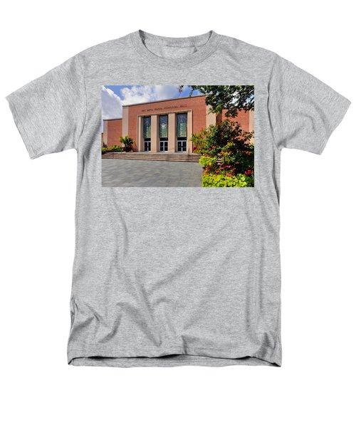 Phi Beta Kappa Hall Men's T-Shirt  (Regular Fit) by Jerry Gammon