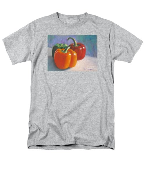Pick A Pepper Men's T-Shirt  (Regular Fit) by Laurie Morgan