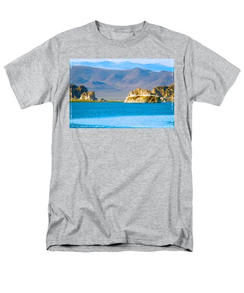 Planet Pyramid Men's T-Shirt  (Regular Fit)