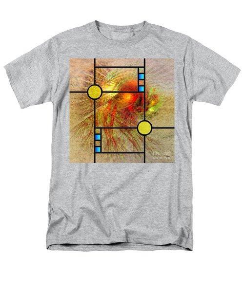 Prairie View - Square Version Men's T-Shirt  (Regular Fit)