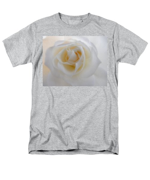 Men's T-Shirt  (Regular Fit) featuring the photograph Purity by Deb Halloran