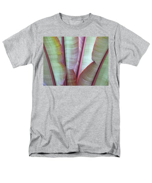 Men's T-Shirt  (Regular Fit) featuring the photograph Purple Banana by Evelyn Tambour