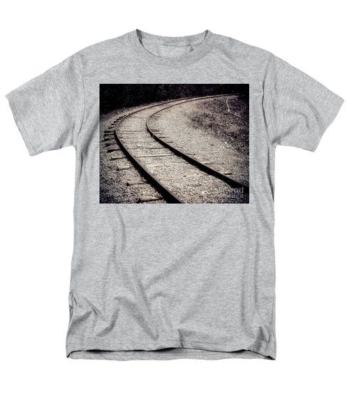 Rails Men's T-Shirt  (Regular Fit)