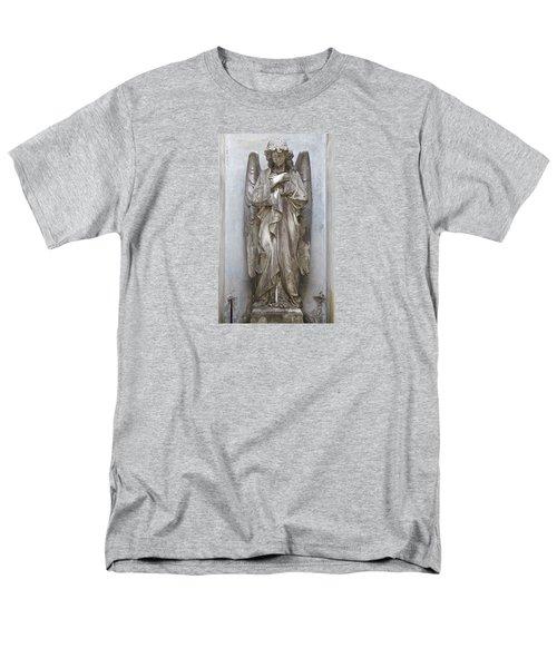 Recoleta Angel Men's T-Shirt  (Regular Fit) by Venetia Featherstone-Witty