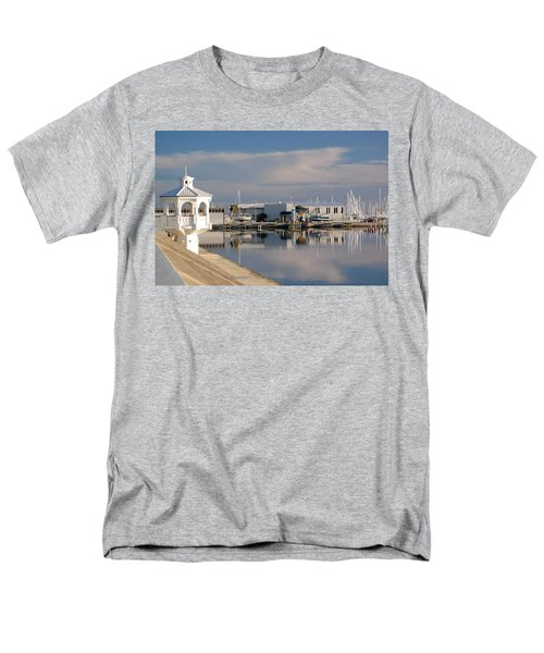 Men's T-Shirt  (Regular Fit) featuring the photograph Reflection by Leticia Latocki