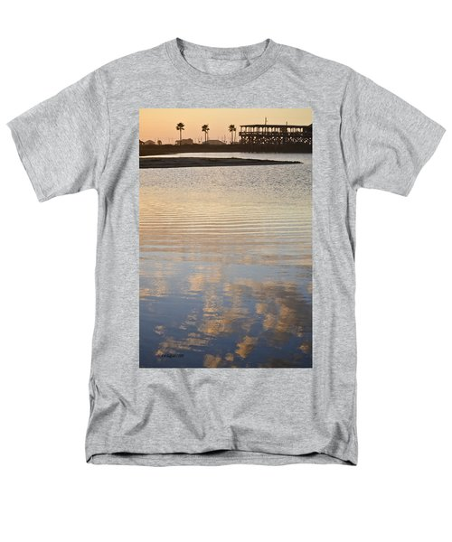 Reflections Of Dusk Men's T-Shirt  (Regular Fit) by Allen Sheffield