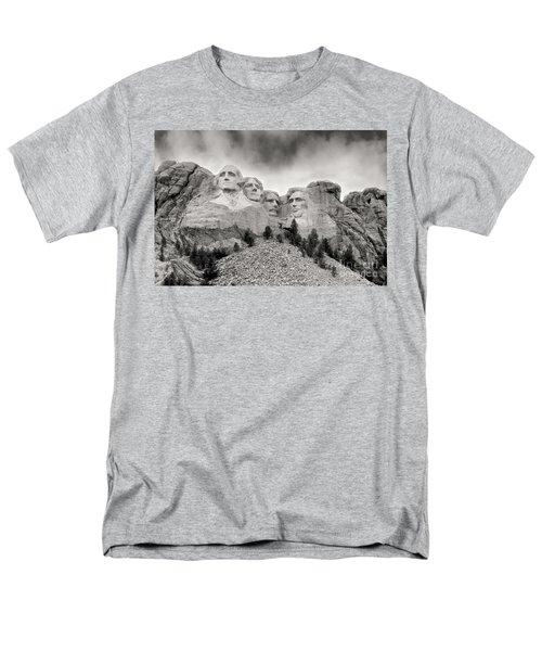 Remarkable Rushmore Men's T-Shirt  (Regular Fit) by Erika Weber