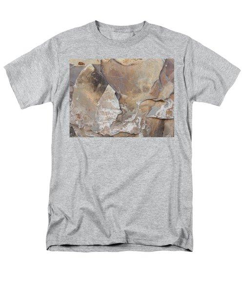Men's T-Shirt  (Regular Fit) featuring the photograph Rocky Edges by Jason Williamson
