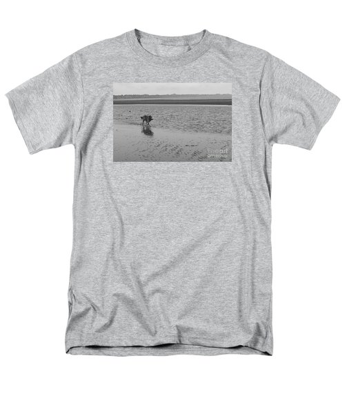 Men's T-Shirt  (Regular Fit) featuring the photograph Sally V by Cassandra Buckley