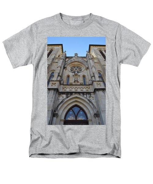 San Antonio Church 02 Men's T-Shirt  (Regular Fit) by Shawn Marlow