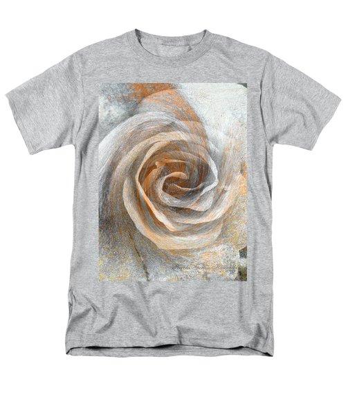 Men's T-Shirt  (Regular Fit) featuring the photograph Set In Stone by Brooks Garten Hauschild