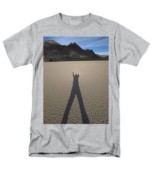 Shadowman Men's T-Shirt  (Regular Fit) by Joe Schofield