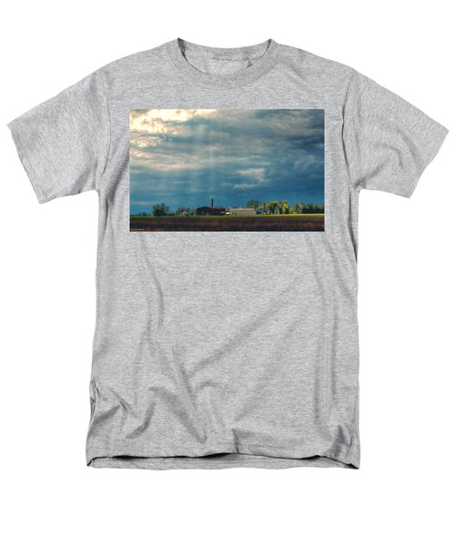 Showers Of Blessings Men's T-Shirt  (Regular Fit) by Bonnie Willis