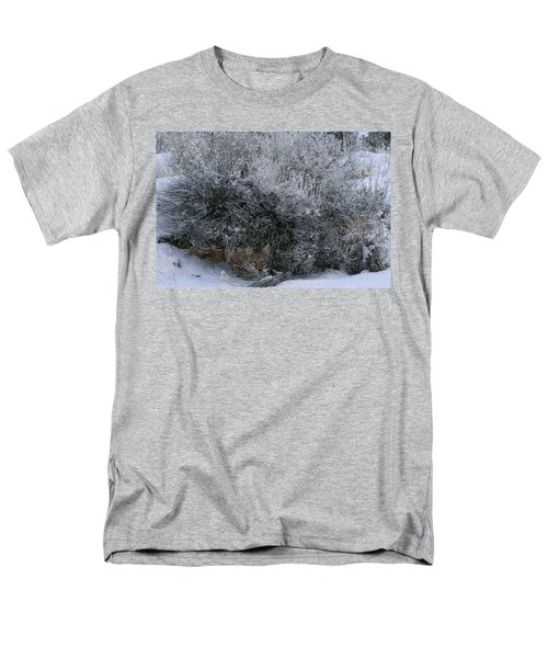 Silent Accord Men's T-Shirt  (Regular Fit) by Ed Hall